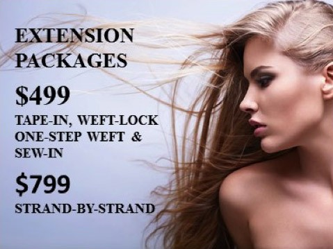 Canyon falls day spa scottsdale home page hair extension packages pmusecretfo Gallery