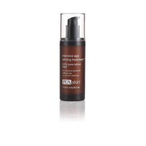 Intensive Age Refining Treatment®: 0.5% pure retinol night.