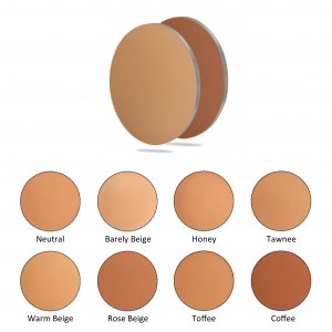 Mineral Radiance Crème Powder Foundation REFILL